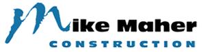 Mike Maher Construction   Custom Home Builder New Bern, NC Logo